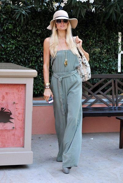 Paris Hilton Jumpsuit
