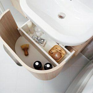 Waschbeckenunterschrank mit Schubladen   32 Designs!