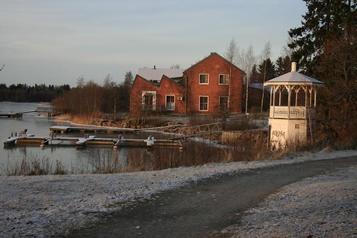 Pikisaari. Oulu, Finland