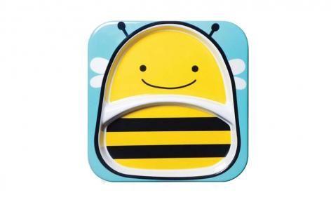Bee Zoo Tableware Plate by Skip Hop