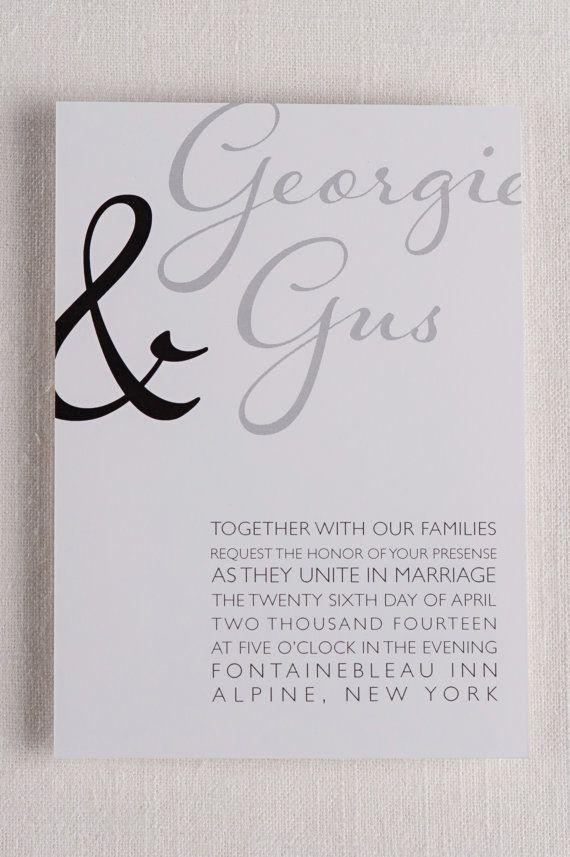 Hey, I found this really awesome Etsy listing at https://www.etsy.com/listing/173600816/modern-script-wedding-invitations-5x7