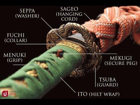 Secrets of the Samurai Sword - Documentary - YouTube