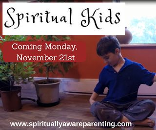 Parenting From Source- the Blog of Christina Fletcher: Tools for a Spiritually Aware Family