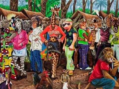 Le Congo débarque à Paris. Sans les belges et sans les parfumes surannés du « continent noir ». Il arrive à la Fondation Cartier avec sa modernité artistique et son audace artistique peaufiné depuis les 1920. Tous les arts sont abordés et révèlent toutes les facettes de la « Beauté Congo 1926-2015 ». Du 11 juillet au 15 novembre. A découvrir lors de votre séjour à l'Original http://www.hoteloriginal-paris.com/blog/beaute-congo-2/#.Vba80bN_NBd