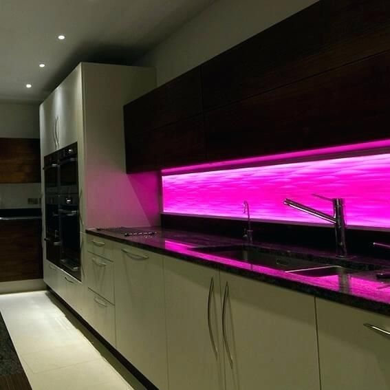 Under Cupboard Led Strip Lighting Warm