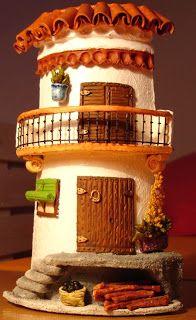 sandylandya@outlook.es  Tutorial de Artesanías: Tejas decoradas