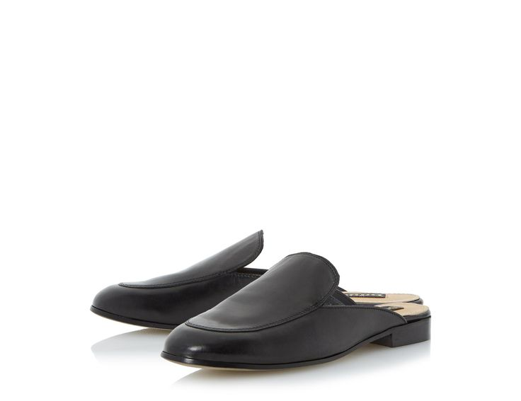 Dune London | Guilde | Backless Loafer Shoe