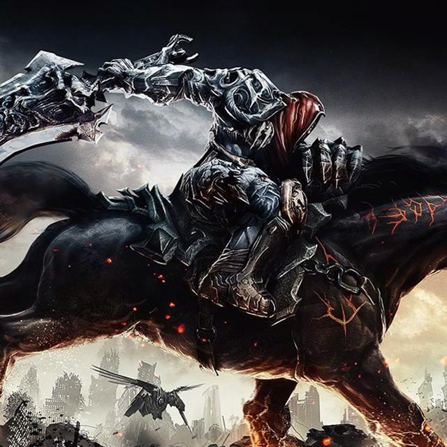 Pictures of Darksiders Four Horsemen War - #rock-cafe