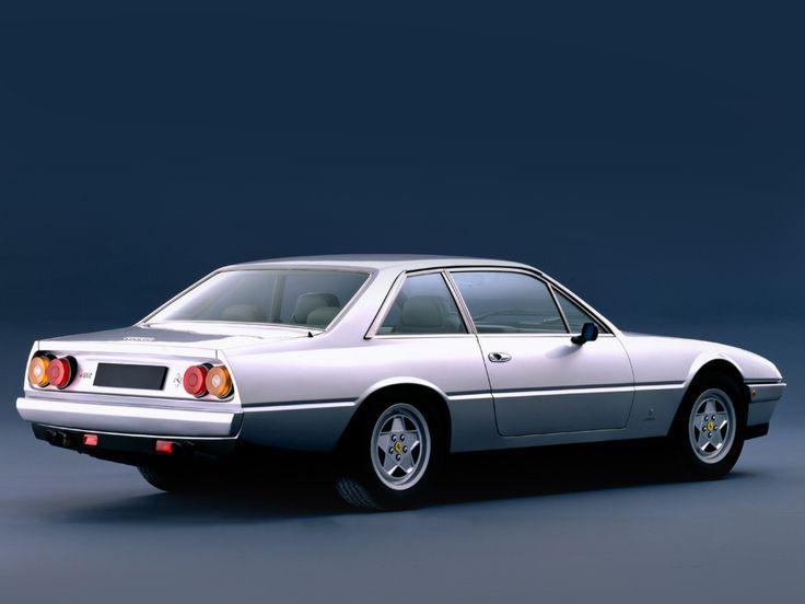 Ferrari 412 Worldwide '1985–89