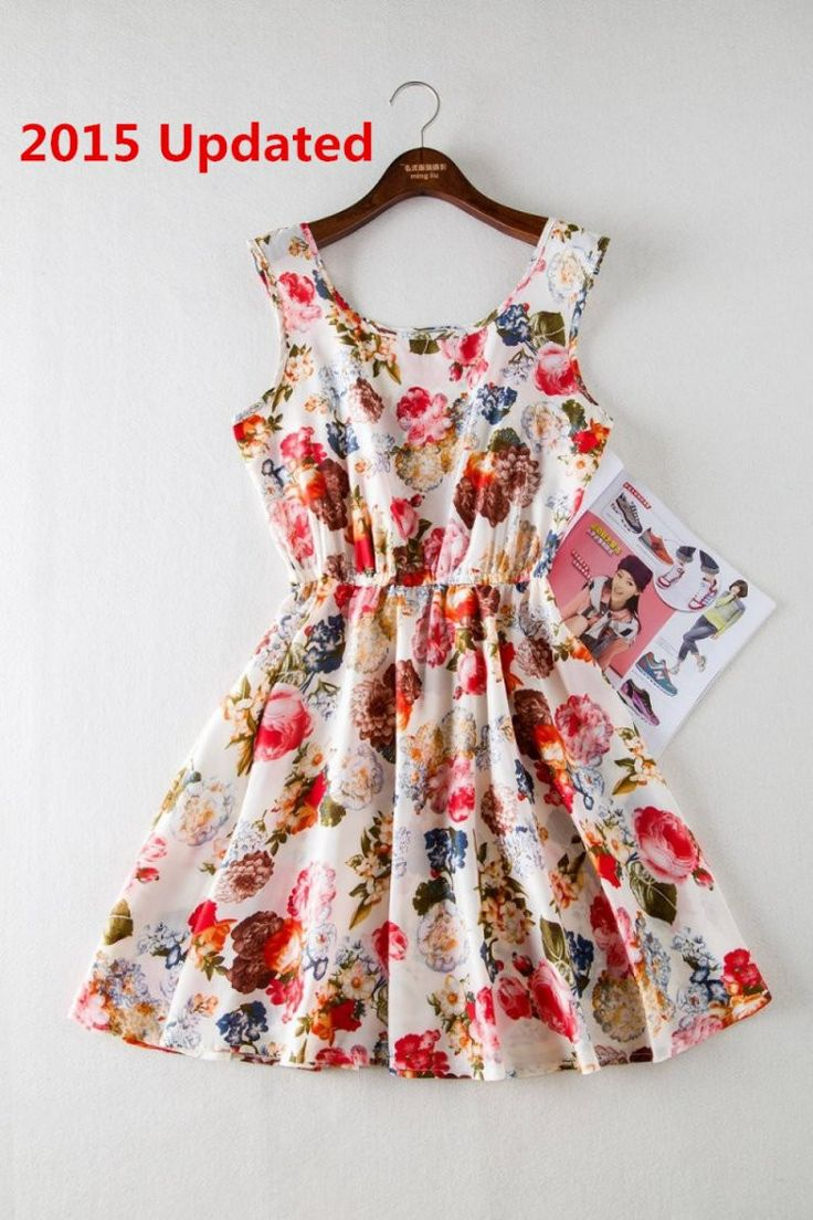 Gender: Women Decoration: None Waistline: Natural Sleeve Style: Regular Pattern Type: Print Style: Casual Brand Name: None Material: Polyester Material: Spandex Season: Spring Dresses Length: Above Kn