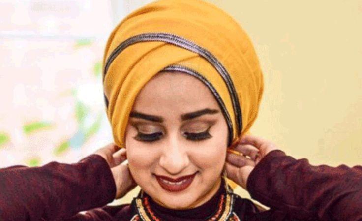Cara Memakai Jilbab Turban yang Gaul, Modis dan Stylish - http://www.rancahpost.co.id/20160453691/cara-memakai-jilbab-turban-yang-gaul-modis-dan-stylish/