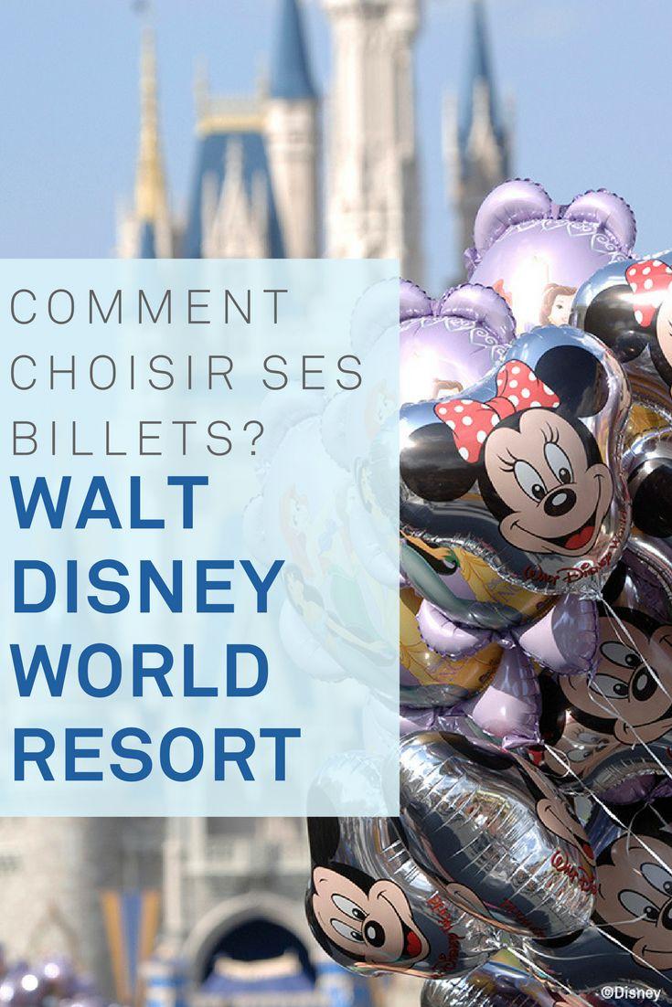 Personnalisez vos vacances Disney en sélectionnant les options de billet qui correspondent le mieux à votre budget, à vos besoins et à vos préférences. Ne payez que pour ce qui a de l'importance à vos yeux.