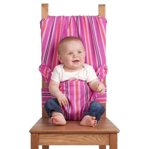 rendykid Stripes Totseat, Candy, 8-36 Months: Baby
