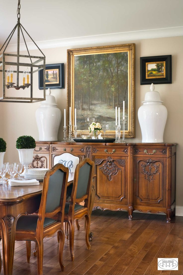 Traditional dining room furniture - Freshen Up Your Traditional Dining Room With A Few Contemporary Accents