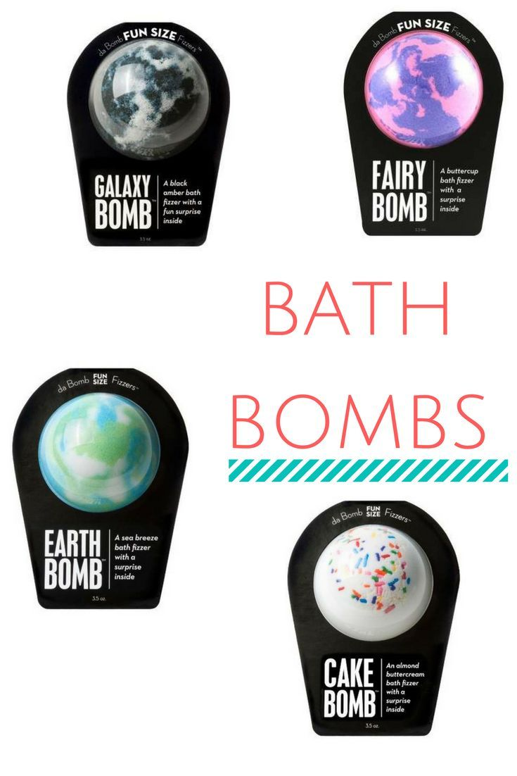 Bath Bombs Make The Perfect Gift For Tween Girls These Are Availiabe At Target And Amazing Beauty Girl Giftguide Giftidea