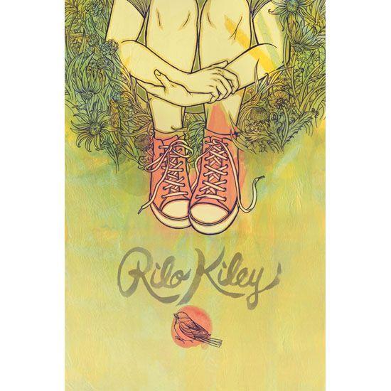 rilo kiley music  posters | Rilo Kiley - Band Job - Music Art & Awesome Design