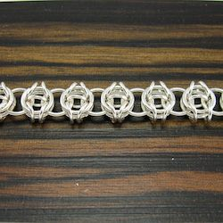 Celtic Chain - free chainmaille tutorials!