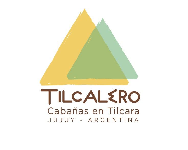 Isologotipo para Tilcalero - Cabañas en Tilcara (2011)