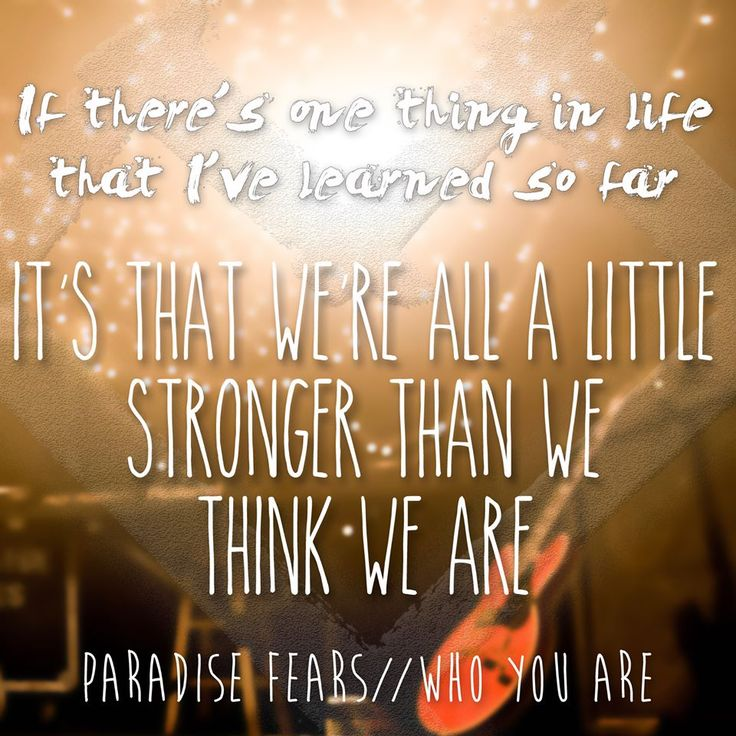 Warriors Come Out To Play Lyrics: 124 Best Images About Paradise Fears On Pinterest