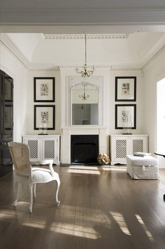 Susan Shellers Home - with Belgian influences