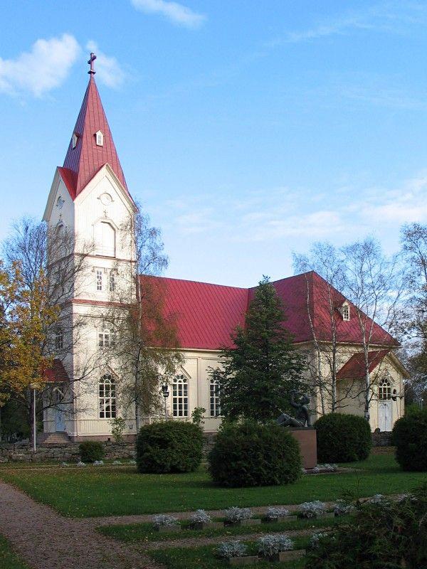 Ylivieskan kirkko oli Oulun hiippakuntaan kuuluvan Ylivieskan seurakunnan kirkko, joka oli valmistunut vuonna 1786. Kirkko tuhoutui täysin tulipalossa 26. maaliskuuta 2016 illalla