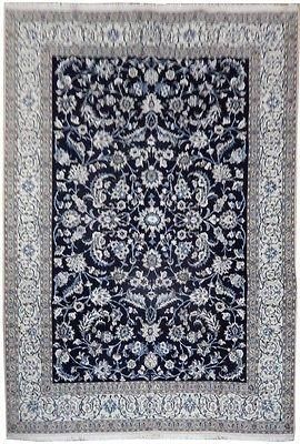 Awesome Wool U0026 Silk Rug IRAN D. Persian Nain Rug From Iran La). This Rug Is Part Of  The Inventory Foreclosed By Metropolitan Nation Bank Of NY Against Unpaid  Loan ...