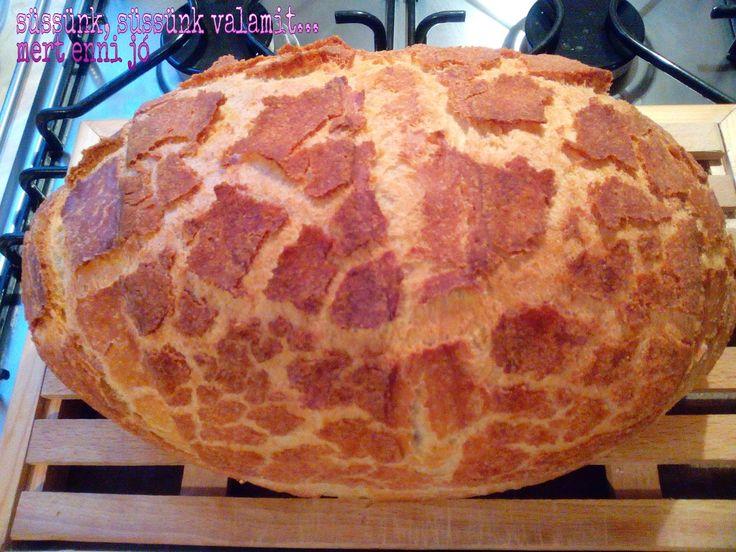 Mitől tigris kenyér a tigris kenyér? A máztól, amit sütés előtt rákenünk...:-) Most tehát nem egy kenyér receptet fogok közzé tenni, hanem ...