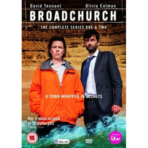 http://ift.tt/2dNUwca | Broadchurch - Series 1 & 2 DVD | #Movies #film #trailers #blu-ray #dvd #tv #Comedy #Action #Adventure #Classics online movies watch movies  tv shows Science Fiction Kids & Family Mystery Thrillers #Romance film review movie reviews movies reviews