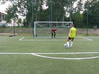 PARAGRAF S.V. - Trójmiejska drużyna piłki nożnej 6-osobowej - konkurs rzutów karnych