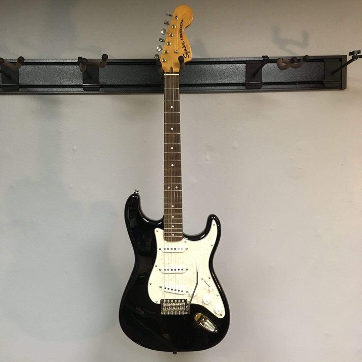 Squier Classic Vibe Stratocaster Black Em 2021