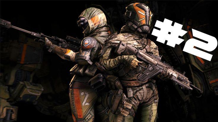Titanfall Gameplay Multyplayer Walktrought Part 2 Pilot ...