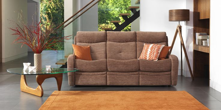 Eton 3 seater Victoria by G Plan. Available from Rodgers of York #Sofa #Home