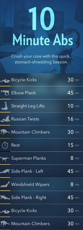 25 Ways Get 10 Mins Of Physical Fitness Exercise You can still work out