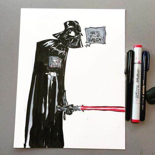 Skottie Young: Darth Vader