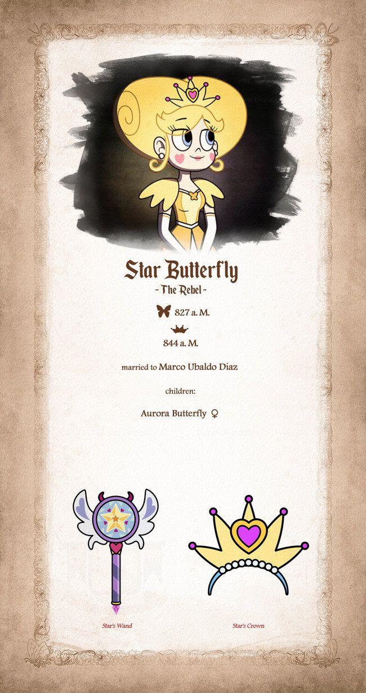 32 - Star, the Rebel by jgss0109.deviantart.com on @DeviantArt