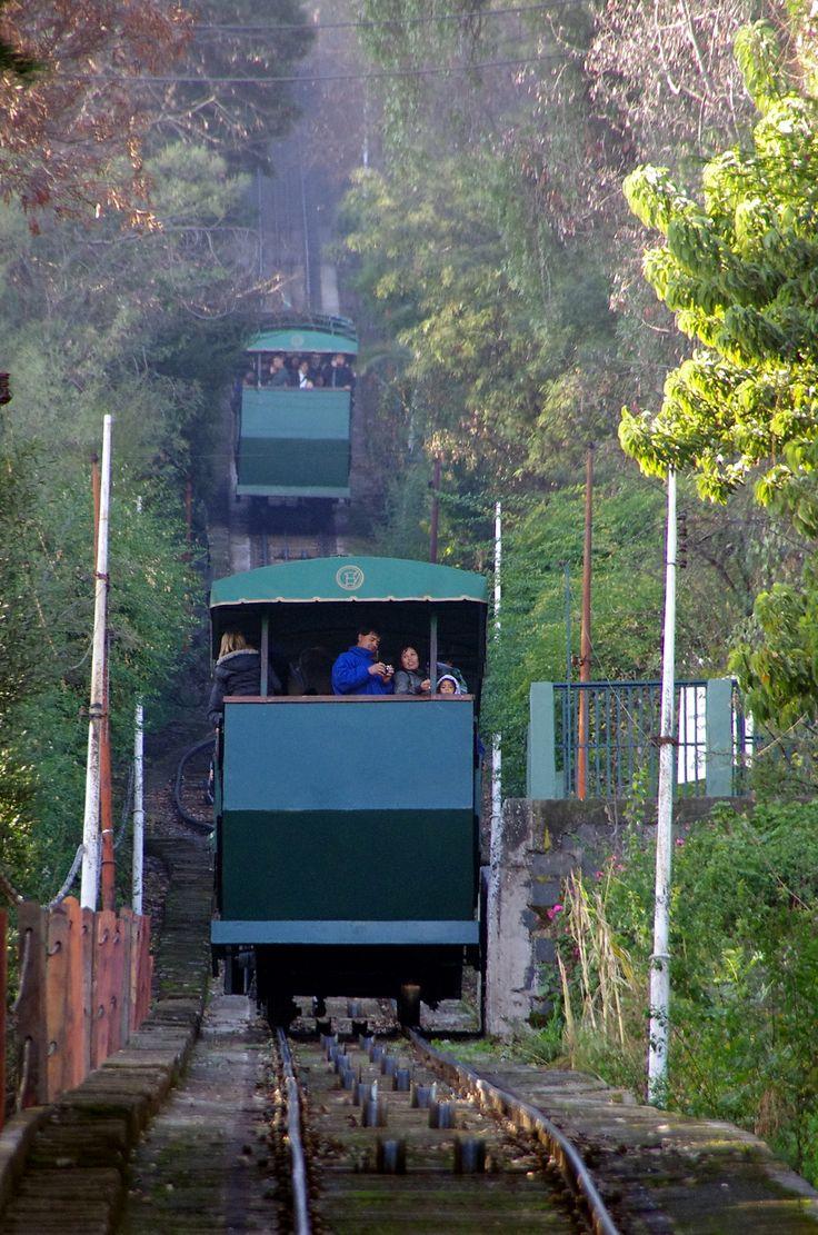 Funicular del Cerro de San Cristóbal, Santiago de Chile