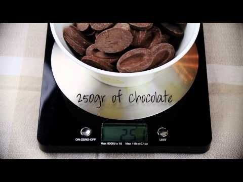 No flour, no bake chocolate cake video recipe by Donkey and the Carrot blog!   Enjoy!!!  #video