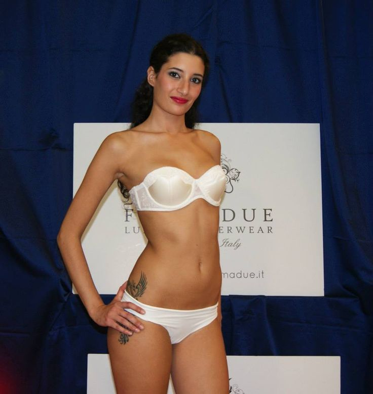 Formadue Luxury Underwear for Best Model Europe contest - Italy date
