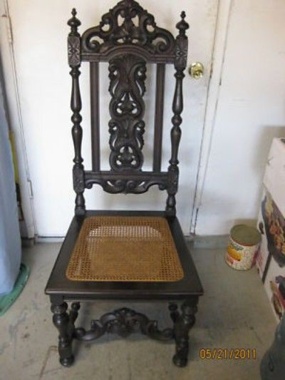 A chair from the era after the mission style. - 21 Best Michigan Chair Company Images On Pinterest Michigan, Side