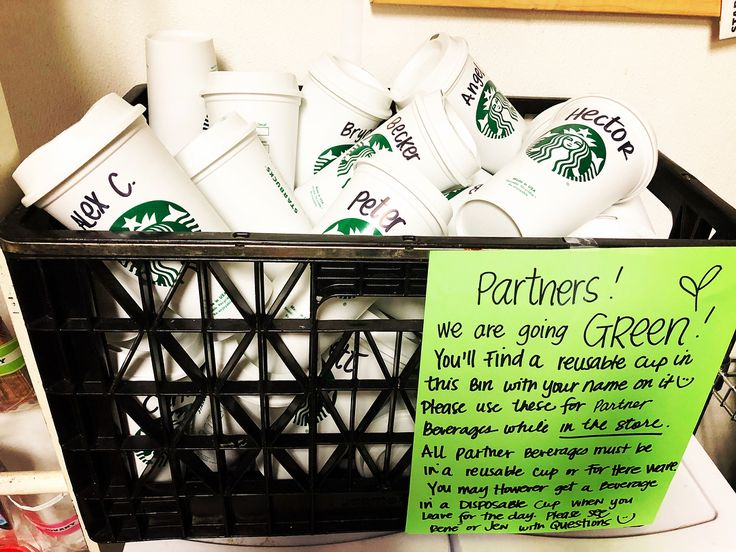 With 30 partners Team 10110 in Oceanside will definitely make an impact and reduce waste on disposable cups daily! #tobeapartner #psf #partnersforsustainability  #greenerapron #staygreen #environmentalimpact #sustainability #reuse #reusablecups #area53 #sandiego
