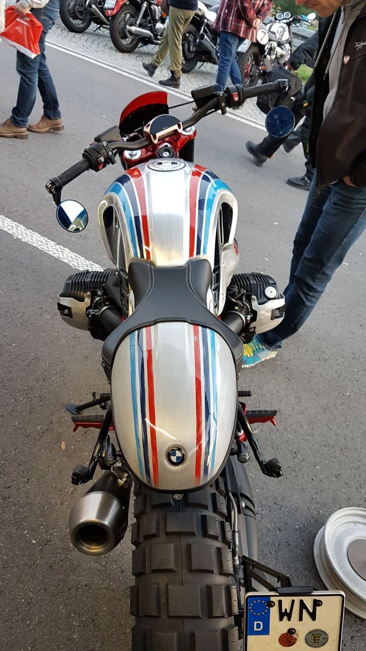 BMW #r9t design #glemseck101