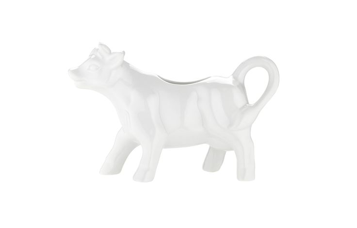 This cow-shaped milk jug is so adorable!
