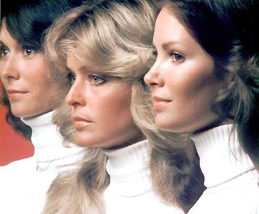 As Panteras (Charlie's Angels, 1976 - 1981)