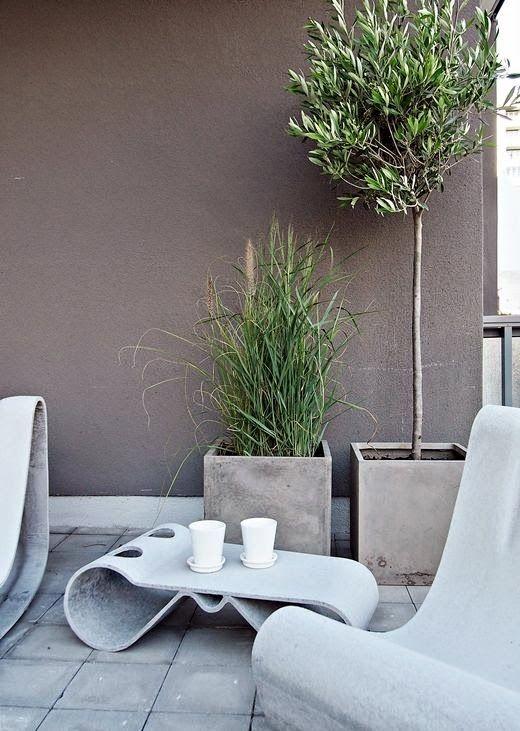 Σπίτι και κήπος διακόσμηση: 22 Μινιμαλιστικές Ιδέες Διακόσμησης για την ταράτσα και τη βεράντα σας