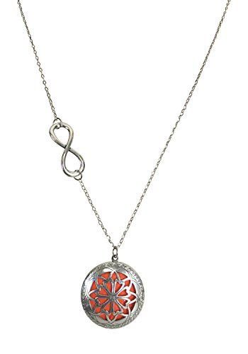Infinity Essential Oil Diffuser Necklace