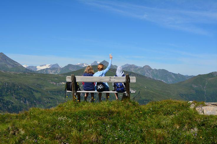 Teenagers enjoy Alps as well. Author-Tereza Večerková