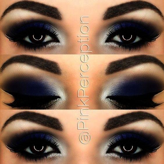 Makeup Geek Twerk bald Makeup Brushes James Charles verwendet, wie man Rauch aufträgt …   – Smokey Eye Make-up