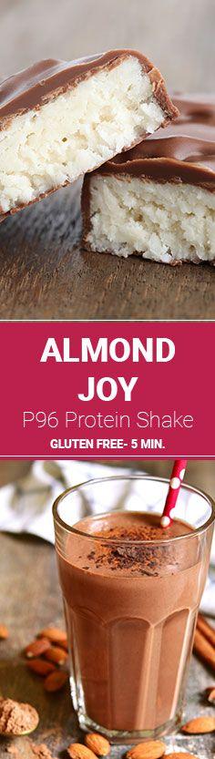 Almond Joy Protein Shake - ShopMyPlexus.com/moacres