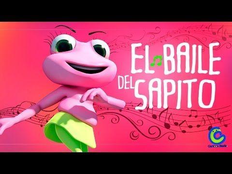 El Baile del Sapito - Las Canciones Dela Granja - Canciones infantiles dela granja - YouTube