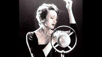 Edith Piaf - La Vie En Rose - YouTube